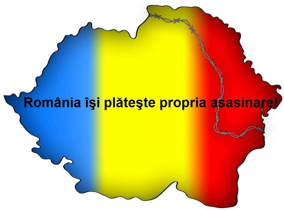România îşi plăteşte propria asasinare! deputat ninel  peia