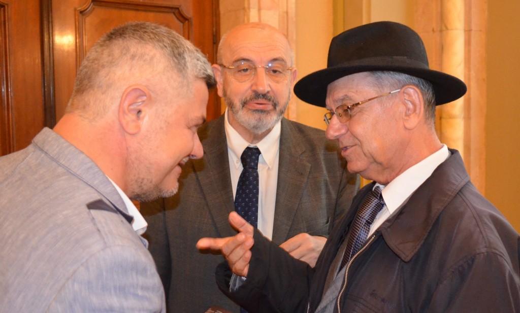 2 Dumitru Preda - Ninel Peia - Şerban Cionoff